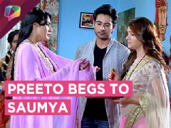 Preeto Tries To Take Harman Back And Begs Saumya | Shakti Astiva Ke Ehsaas Ki | Colors Tv