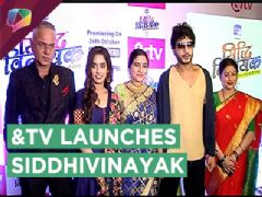 Neha Saxena Talks About Her Comeback | &Tv Launches Siddhivinayak | New Show | Exclusive
