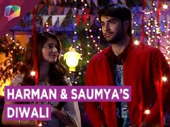 Harman Surprises Saumya | Shakti | Colors Tv