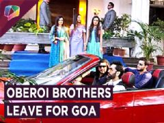 Shivaay Anika's Cute Romance | Oberoi Brothers Leave For Goa | Ishqbaaaz | Star Plus