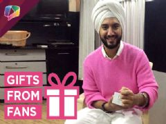 Kunal Jaisingh Receives Gifts From His Fans | Exclusive