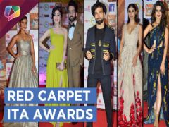 Tinsel Town attends ITA Awards 2017 in all its Glitz and Glamour!