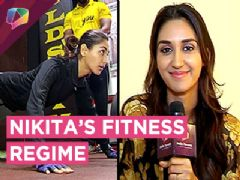 Nikita Dutta Shares Her Strict Fitness Gym Routine With India Forums | Exclusive