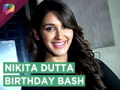 Nikita Dutta Celebrates Her Birthday With India Forums
