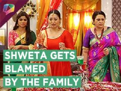 Family Members Blame Shweta For Juhi Getting Exposed To The Media