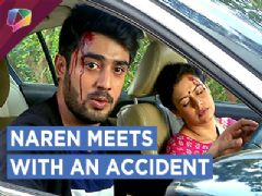 Naren And His Mother Meet With A Planned Accident