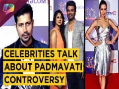 ACTORS SHARE THEIR OPINION ON PADMAVATI CONTROVERSY