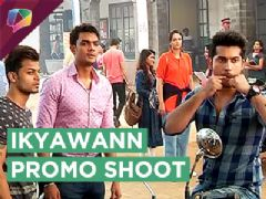 Namish Taneja's Entry in Ikyawann