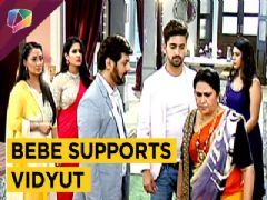 Juhi Reprimands Avni; Bebe Asks Neil To Not Arrest Vidyut