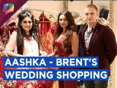 Aashka And Brent Get Their Wedding Outfits By Archana Kochar