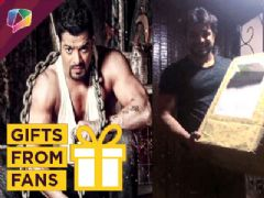 Karan Patel Receives His Birthday Gift