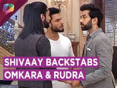 Shivaay Gets Trapped By Svetlana And Deceives Brothers Omkara And Rudra