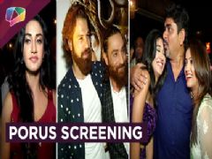 Screening Of Sony TV's Porus