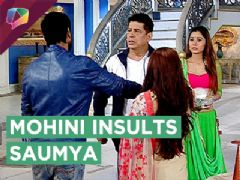 Saumya Gets Insulted | Harman Protects Her | Shakti | Colors Tv