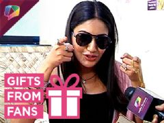 Surbhi Chandna aka Anika Receives Gifts From Her Fans | Part 2 | Ishqbaaaz