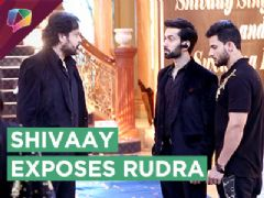 Shivaay Exposes Rudra | Rudra Feels Shattered | Ishqbaaaz | Star Plus