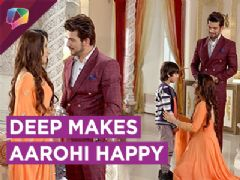 Deep Brings Nikku To Make Aarohi Happy | Ishq Main Marjawan | Colors Tv
