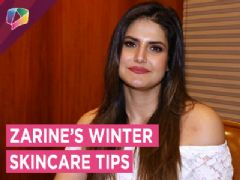 Zarine Khan Shares Her Winter Skincare Tips | Exclusive | India Forums