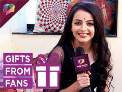 Shrenu Parikh Aka Gauri Receives Gifts From Her Fans | Exclusive