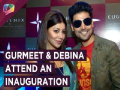 Gurmeet Chaudhary And Debina Banerjee Inaugurate A Clinic In Mumbai | Exclusive
