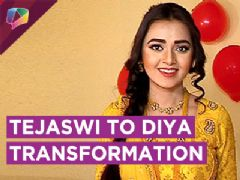 Tejaswi Prakash Aka Diya Shares Her Make Up Look | Rishta Likhengey Hum Naya | Sony Tv