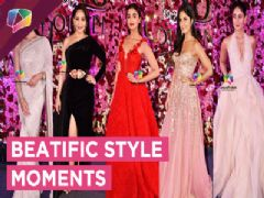 Beatific Style Moments From The Lux Golden Rose Awards 2017