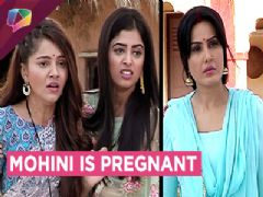 Mohini Is PREGNANT With Harak's Child | Harman EXPOSES Harak | Shakti | Colors Tv