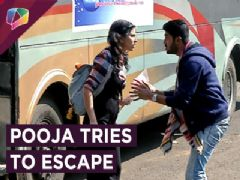 Pooja Tries To Escape From Naren | Piya Albela | Zee Tv