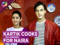 Kartik Cooks For Naira | Romantic Ki & Ka | Yeh Rishta Kya Kehlata Hai | Star Plus