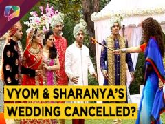 Vyom And Sharanya's Wedding Gets Cancelled? | Ek Deewana Tha | Sony Tv