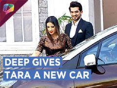 Deep Gifts Tara A Brand New Car | Ishq Main Marjawan | Colors
