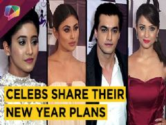 Mouni Roy, Mohsin Khan, Shivangi & More Share Their New Plans | New Year Celebrations