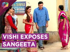 Sangeeta Gets Caught In Dil Dhoondhta Hai