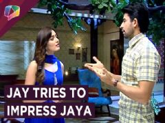 Jay Gives Jaya Movie Tickets In Sajan Re Phir Jhoot Mat Bolo
