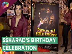 Ssharad Malhotra Celebrates His Birthday | Unveils His Short Film Poster