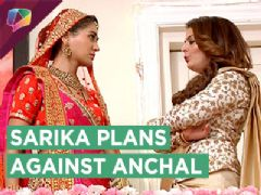 Sarika Tries To Trap Anchal | Haasil | Sony Tv