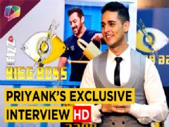 Priyank Sharma On His Insecurity Comment About Hina Khan | Bigg Boss 11 | Exclusive HD