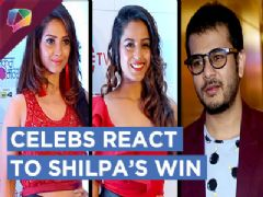 Adaa Khan, Jasmine Bhasin, Jay Soni & More React To Shilpa Shinde's Win In Bigg Boss 11