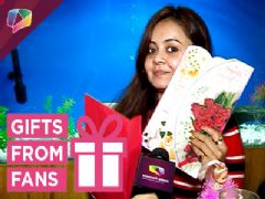 Devoleena Bhattacharjee Receives Gifts From Her Fans | Exclusive Gift Segment