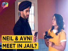 Neil And Avni Meet In Jail | Neil Finds Out About Mishti | Naamkaran | Star Plus
