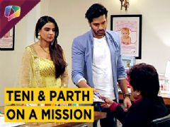 Parth Shows Teni Shorvari's Viral Video | Dil Se Dil Tak | Colors Tv
