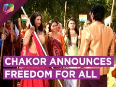 Chakor Announces Freedom For All | Imli In Major SHOCK | Udaan | Colors tv