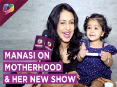 Manasi Parekh Talks About Motherhood And Her New Show | Exclusive Interview