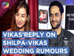 Vikas Gupta's Witty Reply On Shilpa & Vikas's Wedding | Talks About Padmavaat