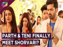 Parth And Teni Meet Shorvari While Leaving Nainital? | Dil Se Dil Tak | Colors