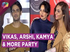 Vikas Gupta, Arshi Khan, Kamya Punjabi & Many More Party Together At Barrel
