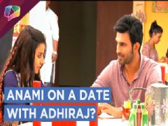 Adhiraj Makes Anami Smile On A Date | Rishton Ka Chakravyuh | Star Plus