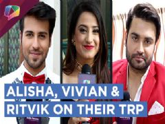 Vivian, Alisha & Ritvik Talk About Their Shows TRP | Ishq Main Marjawan, Shakti, Tu Aashiqui