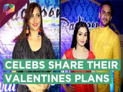 Vikas Gupta, Arshi Khan, Siddharth & More Share Their Valentines Plans