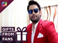 Vivian Dsena Receives Gifts From His Fans | Exclusive | India Forums